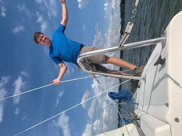 Learn about Sailing from Skipper Dan